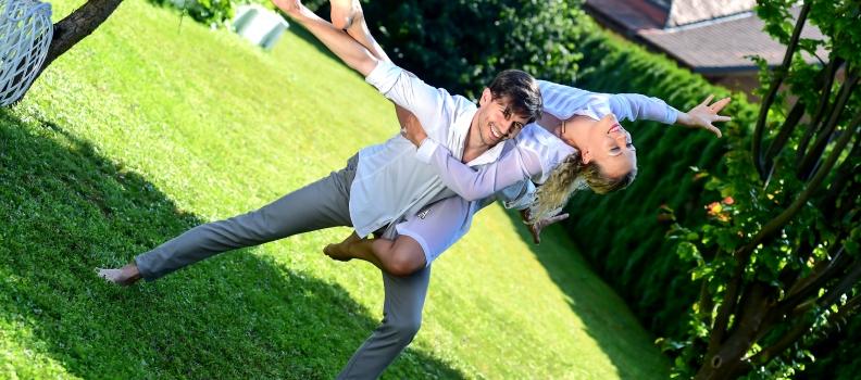 Narava in gibanje sta zibelka zdravja in dobrega počutja